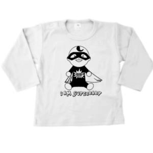 tshirt I AM SUPERBABY