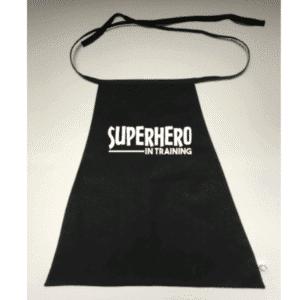 Superhelden cape Superhero in training