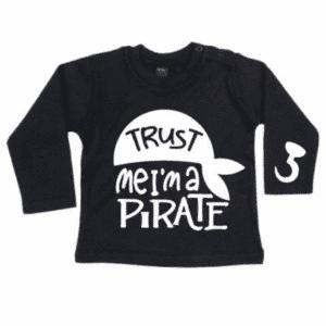 tshirt piraat