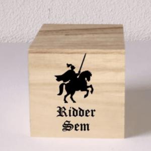 spaarpot ridder