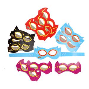 superhelden maskers